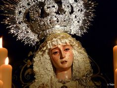 Sevilla. Virgen del Subterráneo, talla de Juan de Astorga... by Li Taipo