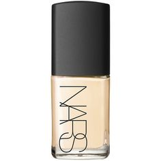 NARS Punjab Sheer Glow Foundation (€38) ❤ liked on Polyvore featuring beauty products, makeup, face makeup, foundation, fillers, cosmetics, nails, punjab, hydrating foundation and dry skin foundation