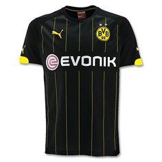 Camiseta del Borussia Dortmund 2014-2015 Visitante #BVB