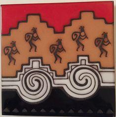 192 Best Tiles Southwest Motifs Images On Pinterest In