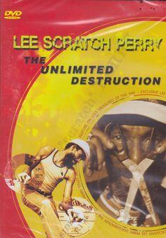 Reggae Land Muzik Store - Lee Scratch Perry : The Unlimited Destruction DVD, $59.98 (http://www.reggaelandmuzik.com/lee-scratch-perry-the-unlimited-destruction-dvd/)
