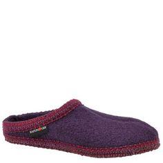 Haflinger Women's Classic Slipper - 40M Violet Haflinger. $68.95. Wool Felt Upper. Fabric. Felt sole. Latex Insole. Wool Felt Sole Please order Euro size: 37 (Fits Size 6) 38 (Fits Size 7) 39 (Fits Size 8) 40 (Fits Size 9) 41 (Fits Size 10) 42 (Fits Size 11)