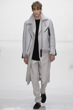 Matthew Miller - Fall 2016 Menswear