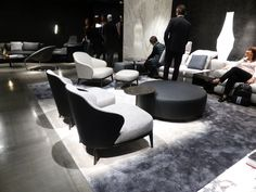 iSaloni 2016 - главная выставка дизайнерской мебели и света в Милане #Salonedelmobile