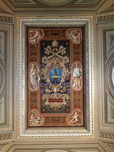 Fotografiado en el Museo del Vaticano. LEO PP VIII.