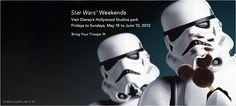 Star Wars Weekends at Disney World