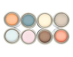 From the best paint colors for your front door to beautiful home designs, we've gathered all of our favorite color stories, ideas, and tips in one place. I've truly been inspired by some of the colors featured here. Beautiful Home Designs, Beautiful Interiors, Beautiful Homes, House Beautiful, Best Paint Colors, Wall Colors, House Colors, Paint Colours, Colorful Interior Design