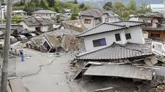 many people lost their homes in a huge earthquake!!