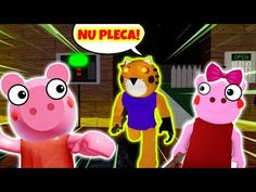 Suntem PEPPA PIG Si NE URMARESTE PISICA Cea REA ! CAPITOLUL 12 - YouTube Peppa Pig, The Creator, Pikachu, Youtube, Vertical Bar, Youtubers, Youtube Movies