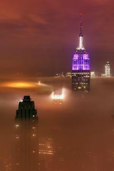 New York City on May 15, 2012