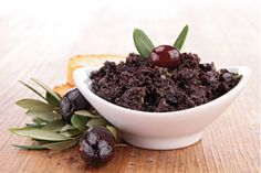 Oceania Cruise Line's Recipe for Classical Provençal Tapenade #cruiselinerecipes