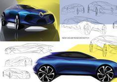 Renault exterior intern project
