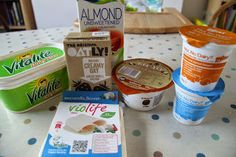 Cows milk protein allergy - useful dairy substitutes and replacements for a #CMPI #CMPA #dairyfree #soyafree baby