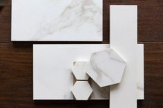 Caitlin: the best faux Calcuttas and came up with a beautiful option at less than half the price of marble. My Crossville porcelain Virtue tile is a serious winner when it comes to marble alternatives.