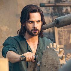 Da Vinci's Demons: new season 3 stills on Far Far Away   Tom Riley