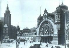 Colognes central train station