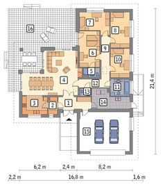 House Floor Plans, Sweet Home, Flooring, How To Plan, Sims, Houses, Architectural House Plans, Home, Container Houses