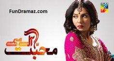 Mohabbat Aag Si Episode 3 Full