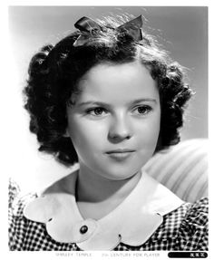 Shirley Temple inspiration - blog - oh my, miss shirley temple!