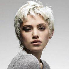 Frisyrer kort hår 21