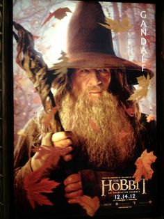 THE HOBBIT: AN UNEXPECTED JOURNEY Character Posters! - News - GeekTyrant