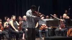Edebith Fonseca interpreta un Capricho de Paganini