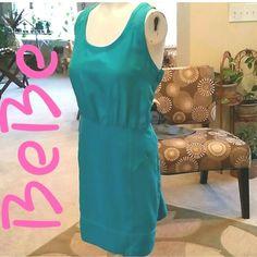 "Selling this ""BEBE TURQUISE  SHORT SIMMER SHEER DRESS"" in my Poshmark closet! My username is: cb119600. #shopmycloset #poshmark #fashion #shopping #style #forsale #bebe #Dresses & Skirts"