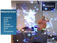 Dj animatore karaoke x feste eventi