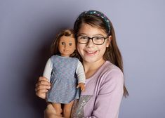 These days most people want to have their portrait sessions on location. I do however have a studio in my home for the occasional studio session. Studio sessions are great when it's . Professional Portrait, Professional Photographer, My Little Girl, Children Photography, Portrait Photographers, American Girl, Photo Shoot, Doll, Studio