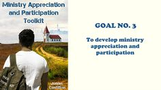 MAP Toolkit Goal No. 3 – To Develop Ministry Appreciation and Participation Church Ministry, First Day Of Work, Tool Kit, Did You Know, Behavior, Appreciation, Challenges, Goals, Map