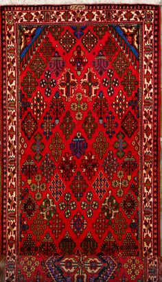 Esfahan Persian Rug Handmade 10 7 X 14 Authentic Rugs Pinterest Carpet And