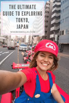A complete guide to Tokyo, Japan | Where's Mollie? A travel and adventure lifestyle blog