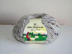 Lane Borgosesia Granito discontinued wool blend yarn