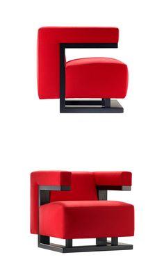 Walter Gropius F51 Gropius Sessel Armchair
