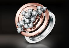 My Damiani ring! <3!