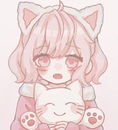 Chibi Girl, Kawaii Drawings, Neko, Character Art, Singer, Random, Face, Girls, Anime
