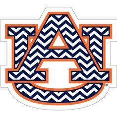 Auburn + Chevron= AUsome!