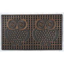 for ANGIE. Pin Twin Owls Doormat || wayfair.com