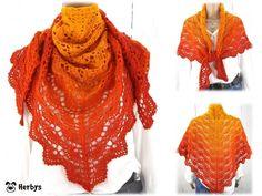 Ein Tuch zum Schwärmen....... Dieses traumhafte Tuch aus feinster, weicher Merinowolle ist unglaublich vielseitig! Es wirkt edel zum Sommerkleid und wärmt an kühlen Abenden die Schultern - Ebenso lässig ist es aber auch um den Hals getragen und passt
