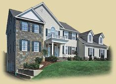 Cambridge By Westchester Modular Homes Two Story Floorplan Second