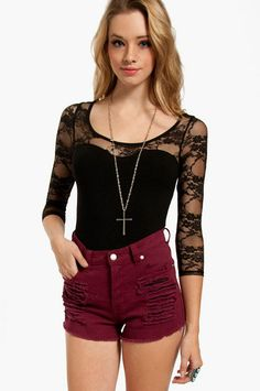 890b91cd8e1e Traces of Lace Sweetheart Bodysuit Lace Bodysuit, Bodysuits, Short Dresses,  Jumpsuits, Short