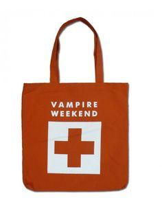 Vampire Weekend - Ski Patrol Tote