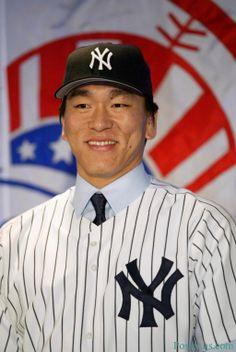 New York Yankees Player Hideki Matsui
