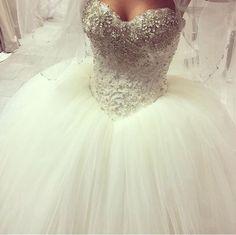 #WeddingDress ❤️ #Beautiful