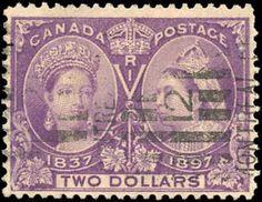Canada ##62, F+, Used