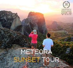 Visit Meteora is the first online travel portal for Meteora, Greece, hosting a large number of hotels, day trips, outdoor activities, and many more.