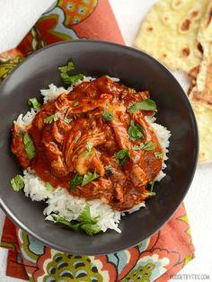 Slow Cooker Chicken Tikka Masala - BudgetBytes.com
