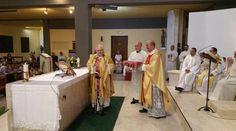 Liguria: Con la #consegna di 2 grandi chiavi Don Marco ora è Parroco di San Rocco (link: http://ift.tt/28WZKfJ )