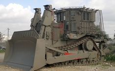 IDF Caterpillar D9