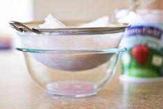 Homemade Yogurt Melts – Pocketful of Thyme Yogurt Melts, Homemade Yogurt, Grocery Store, Tableware, Recipes, Dinnerware, Dishes, Food Recipes, Rezepte